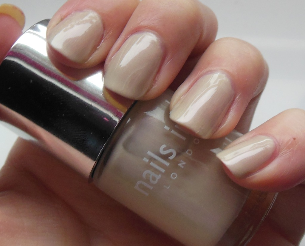 Nails Inc Lucky Dip | A Sparkling Finish