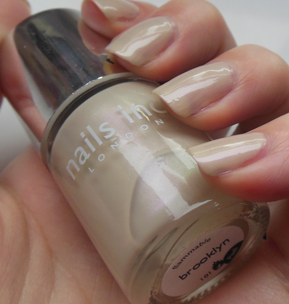 Nails Inc Lucky Dip   A Sparkling Finish