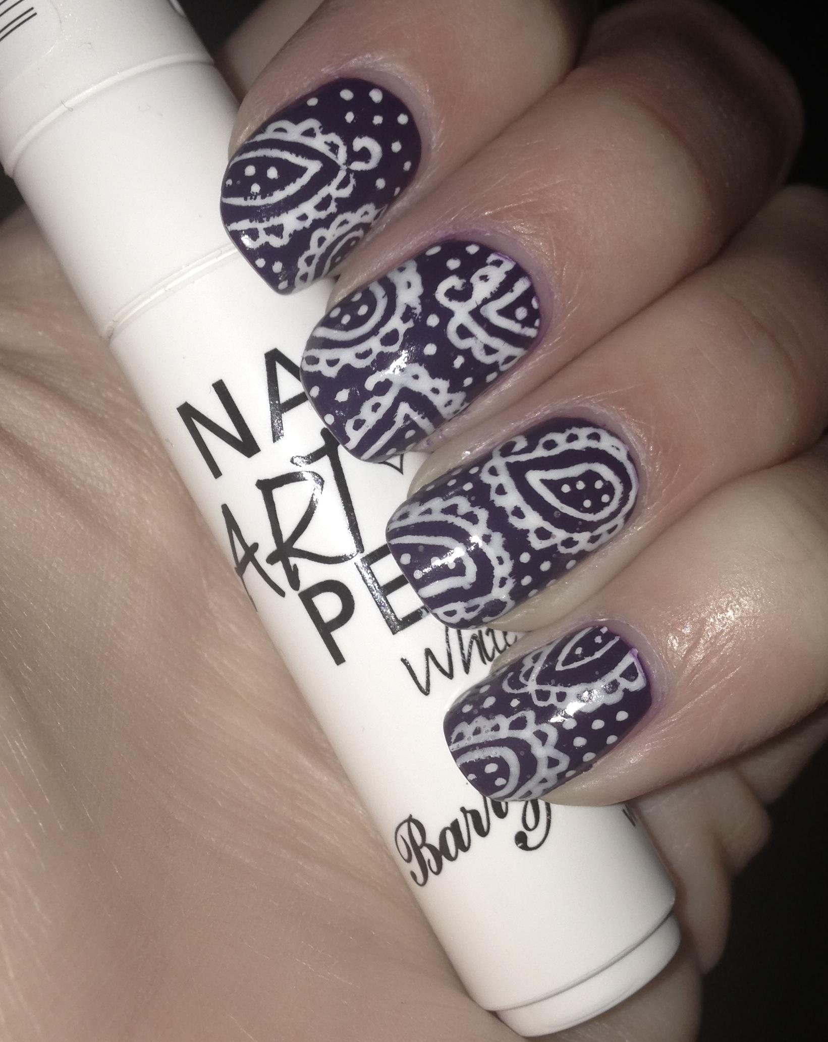 nail polish | A Sparkling Finish | Page 12
